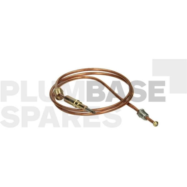 Pro-Fit Q309A Thermocouple 900mm With Chrome Nut