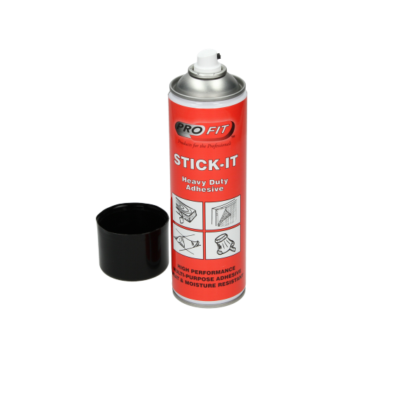 Pro-Fit Stick-It H/Duty Adhesive 500Ml