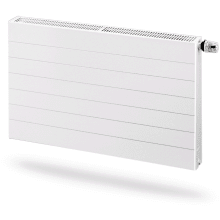 Purmo Ramo Compact T11 Premium Single Panel Radiator 400x400mm White