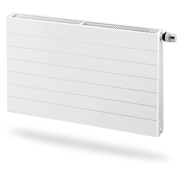 Purmo Ramo Compact T21 Premium Double Panel+ Radiator 600x1600mm White