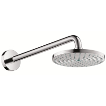 Raindance Overhead 180mm with Shower Arm
