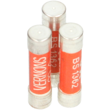 Regin Ceramic Fuse 25mm 3 Amp