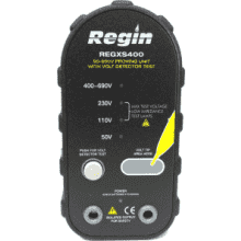 Regin Proving Unit