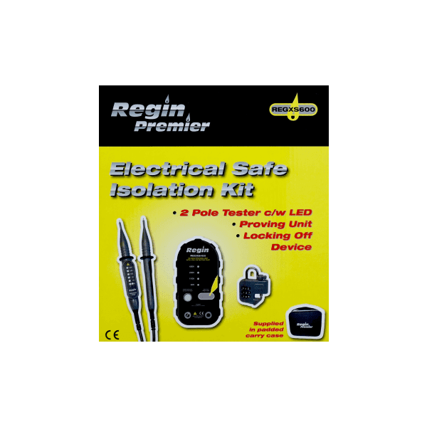 Regin Safe Isolation Kit
