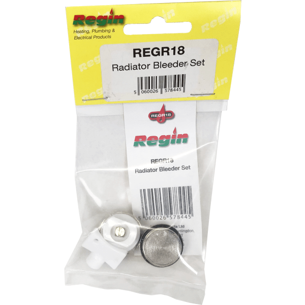 REGR18 Radiator Bleeder Set