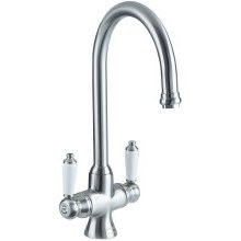 Renaissance Easyfit Sink Mixer Brushed Nickel