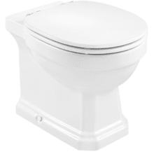 Roca Carmen Rimless Back To Wall WC Pan