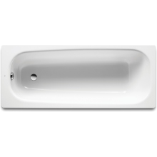 Roca Contesa Eco Steel Bath 1700 0 Tapholes