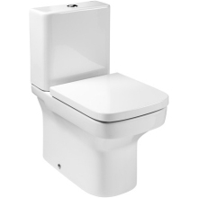 Roca Dama-N Close Coupled Back To Wall WC Pan