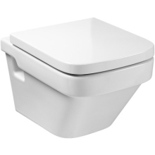 Roca Dama-N Wall Hung WC Pan - White