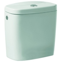 Roca Laura Closed Coupled Push Button Cistern 6/3 Litres
