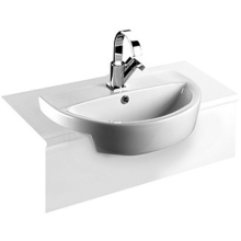 Roca Laura Semi Recessed Basin