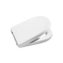 Roca Meridian Soft Close Toilet Seat White