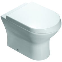Roca Nexo Back To The Wall Pan - White