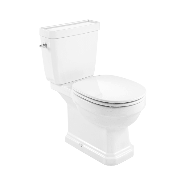 Roca Rimless Close Coupled Wc Pan