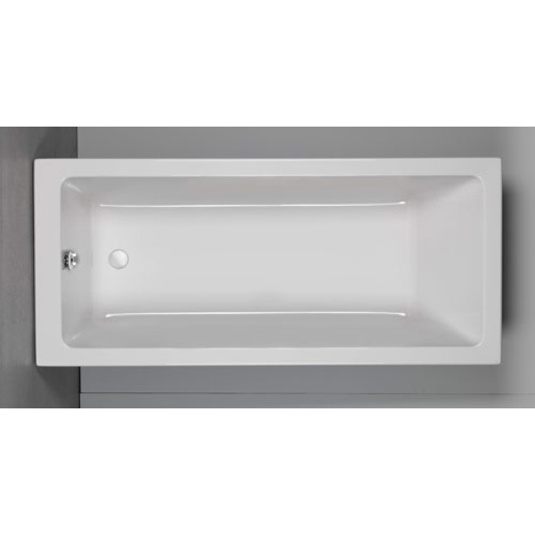 Roca The Gap Bath 1600 X 700mm White