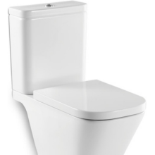 Roca The Gap Close Coupled WC Cistern with Horizontal Outlet