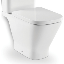 Roca The Gap Close Coupled WC Pan