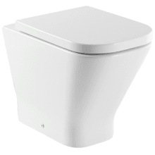 Roca The Gap Comfort Height WC with Dual Outlet