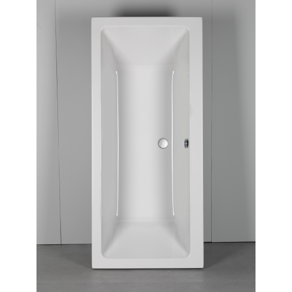 Roca The Gap Double Ended Bath 1700 x 700mm White