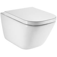 Roca The Gap Rimless Wall-Hung WC