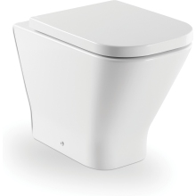 Roca The Gap Back to Wall WC Pan
