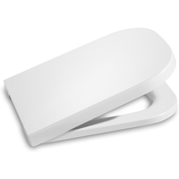 Roca The Gap Soft-Closing Compact Toilet Seat & Cover