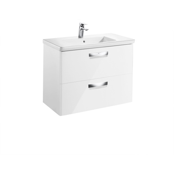 Roca The Gap Unik Base Unit and Basin
