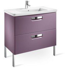 Roca The Gap Unik Base Unit & Basin 600 X 440 Grape