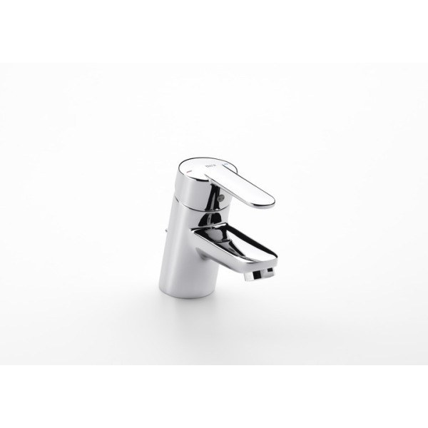 Roca Victoria Basin Mixer with Pop Up Waste Chrome