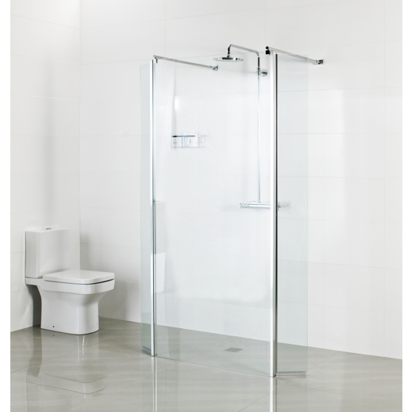 Roman 1000 Linear Wet Room Panel - 10mm