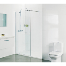 Roman 1100 Front Wet Room Panel - 10mm