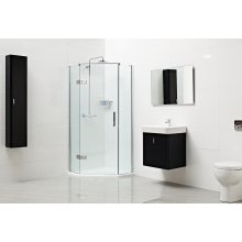 Roman Decem Neo Enclosure Panels 1200mm x 900mm - Left Hand
