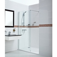 Roman Embrace Curved Wet Room Panel - 900 Mm