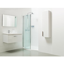 Roman Lumin8 Wave Walk-In Shower Enclosure
