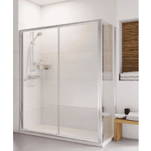 Roman Pivot Door Shower Enclosure 900x1900mm