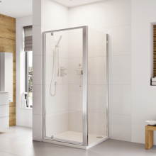 Roman Side Shower Enclosure Panel - 760mm x 1900mm