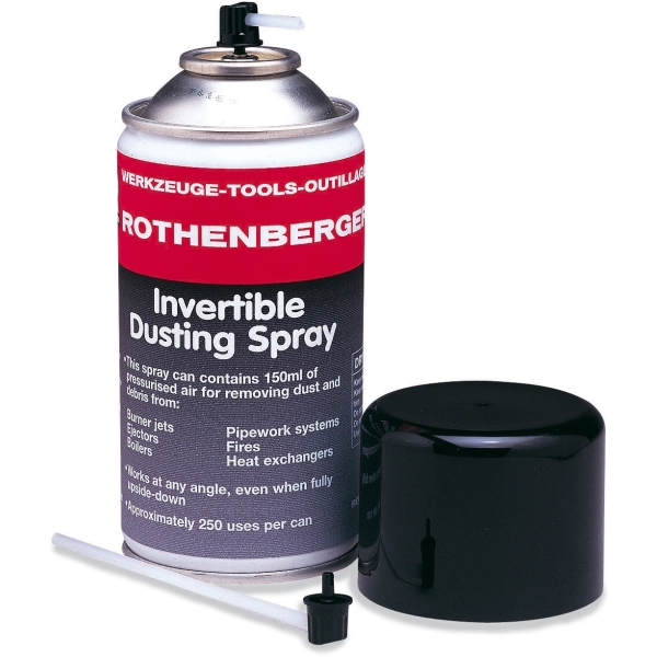 Rothenberger Invertable Dusting Spray