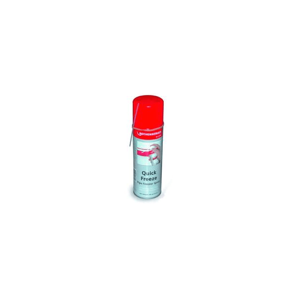 Rothenberger Quick-Freeze Pipe Freezing Spray 240g