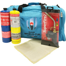 Rothenberger Soldering Set With Free Rugby Holdall