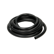 Rothenberger U-Gauge Hose Black (for LPG) 2 metres