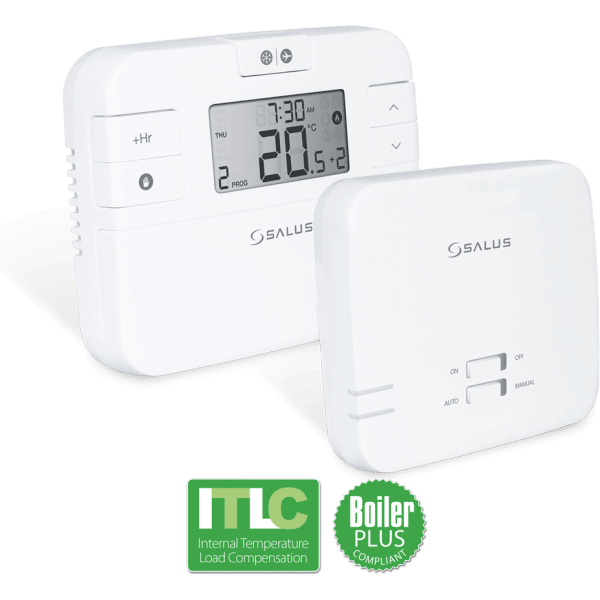 Salus RT510RF+ Boiler Plus Compliant Thermostat