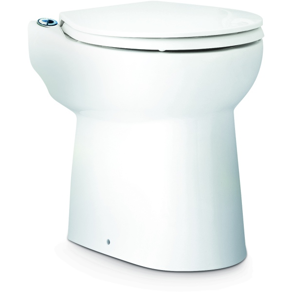 Sanicompact All in One WC with Integral Macerator Pump