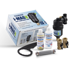 Scalemaster Water Treatment Part L Compliance Kit