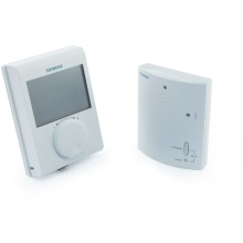 Siemens RDH100RF/SET Wireless Thermostat & Receiver