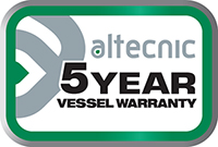 Altecnic 5 Year Warranty