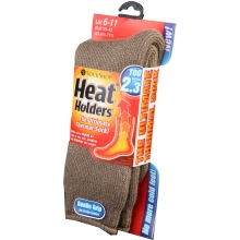 Sock Shop Heat Holders Socks - Stonewash