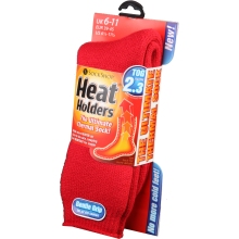 Sock Shop Heat Holders Socks - Red