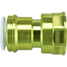 "JG Speedfit Brass Female Cylinder adaptor 22mm x 1""bsp"