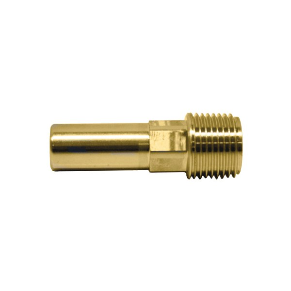 "JG Speedfit Brass Male Stem Adaptor 28mm x 1"" bsp"
